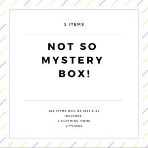 Other - No So Mystery Box L-XL